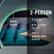 tent with wide door image number 4