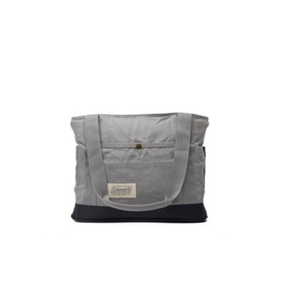 Heritage™ 24-Can Soft Cooler Tote, Frosted Grey