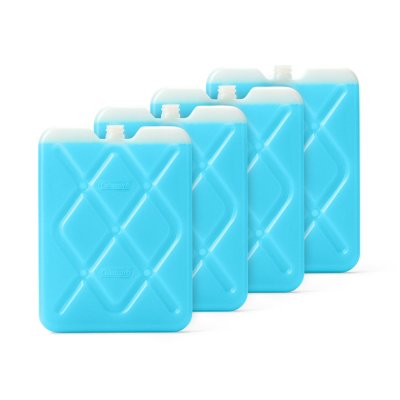 X-treme Chill™ Slim Ice Brick, Lunch 4-Pack