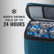 keeps drinks cold up to 24 hours image number 2