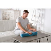 blue heating pad on table image number 9