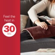Premium Heating Pad with XpressHeat® image number 2