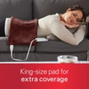 Premium Heating Pad with XpressHeat® image number 4