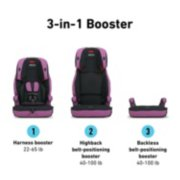 3 in 1 harness booster image number 1