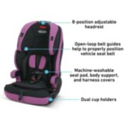 3 in 1 harness booster image number 3