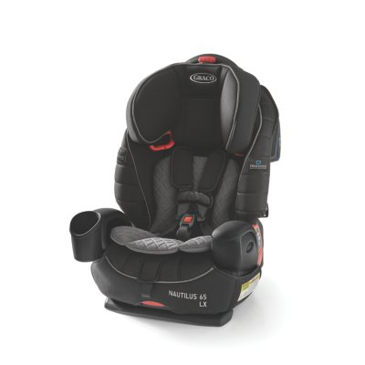 Nautilus® 65 LX 3-in-1 Harness Booster featuring  TrueShield Technology