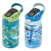 kids cleanable auto spout water bottle image number 2
