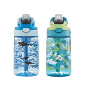 kids cleanable auto spout water bottle image number 0