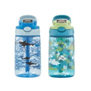 kids cleanable auto spout water bottle image number 3