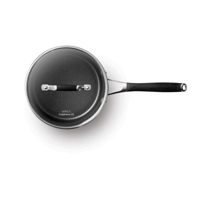 Select by Calphalon™ Hard-Anodized Nonstick 3.5-Quart Sauce Pan with Cover