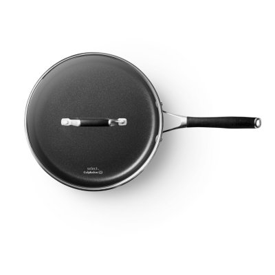 Select by Calphalon™ Hard-Anodized Nonstick 3.5-Quart Saute Pan with Cover