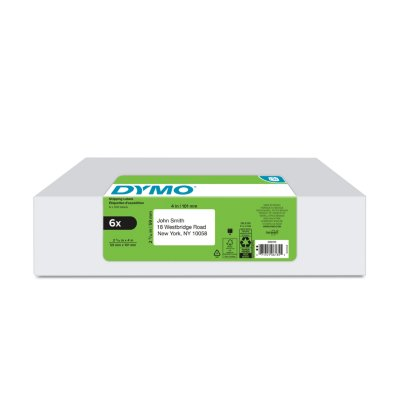 DYMO LabelWriter Large Shipping Labels, Value Pack