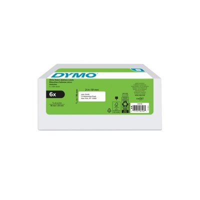 DYMO LabelWriter Address Labels, Value Pack