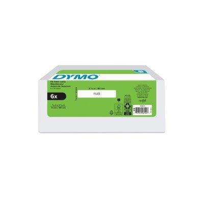 DYMO LabelWriter 1-Up File Folder Label Value Pack