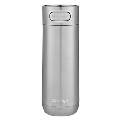 Luxe Stainless Steel Travel Mug with AUTOSEAL® Lid, 16oz