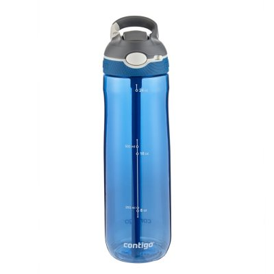 Ashland Straw Water Bottle with AUTOSPOUT® Lid, 24oz