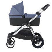 deluxe pram for city select®, city select® LUX and summit™ X3 strollers image number 6