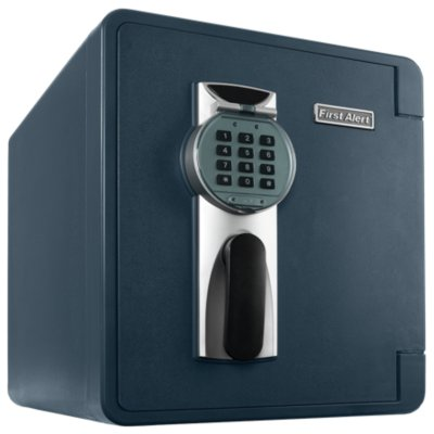 Water, Fire and Anti-Theft Digital Safe, 0.94 Cubic Feet