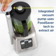 integrated vacuum pump uses food saver tech to extract air image number 1