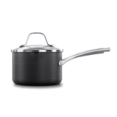 Calphalon Classic™ Hard-Anodized Nonstick 1.5-Quart Sauce Pan with Cover