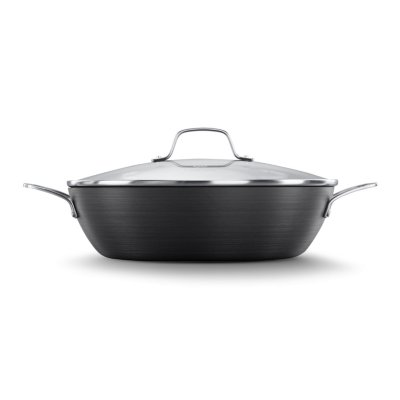 Calphalon Classic™ Hard-Anodized Nonstick 12-Inch All Purpose Pan with Cover
