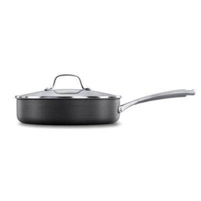 Calphalon Classic™ Hard-Anodized Nonstick 3-Quart Saute Pan with Cover