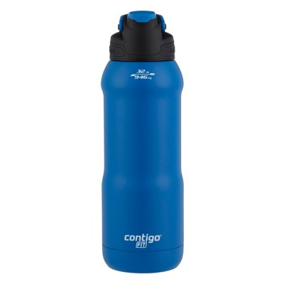 Fit Insulated Stainless Steel Water Bottle with AUTOSEAL® Lid, 32 oz