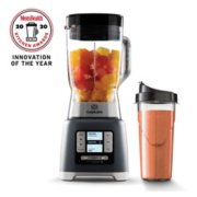 Calphalon ActiveSense™ Blender with Blend-N-Go Cup, Dark Stainless Steel image number 0