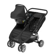 Baby Jogger® Maxi Cosi®, Be Safe®, Cybex® Car Seat Adapter (city mini® 2 Double, city mini® GT2 Double) image number 1