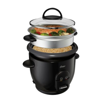 Oster® DiamondForce™ Nonstick 6-Cup Electric Rice Cooker