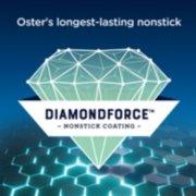 Oster® DiamondForce™ Nonstick Flip Waffle Maker image number 1