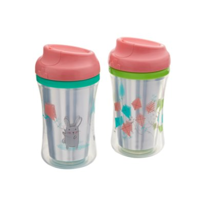 First Essentials by NUK™ Advanced Insulated Hard Spout Sippy Cup