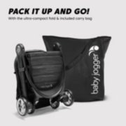 Pack it up and go with the ultra-compact fold and included carry bag image number 3