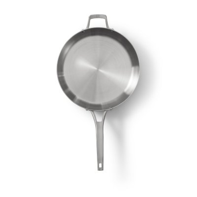 Calphalon Premier™ Stainless Steel 12-Inch Fry Pan