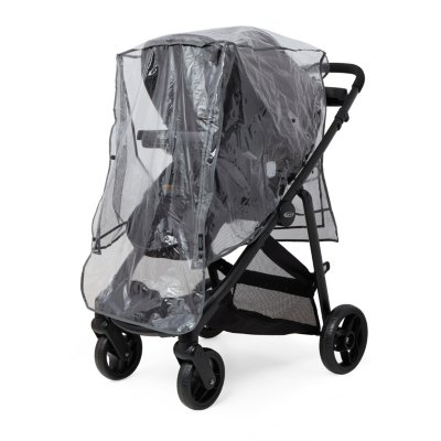Deluxe Stroller Rain Cover and Insect Netting Set