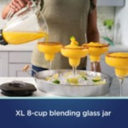 Oster® Party Blender with XL 8-Cup Jar and Blend-N-Go™ Cup, Grey image number 1