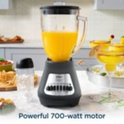Oster® Party Blender with XL 8-Cup Jar and Blend-N-Go™ Cup, Grey image number 4
