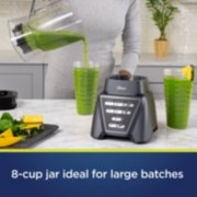 Oster® Pro XL Blender with 8-Cup Tritan™ Jar and Pre-programmed Settings, Grey image number 1