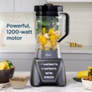Oster® Pro XL Blender with 8-Cup Tritan™ Jar and Pre-programmed Settings, Grey image number 3