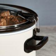 Crockpot™ 6-Quart Cook & Carry™ Slow Cooker, Manual, Silver image number 5