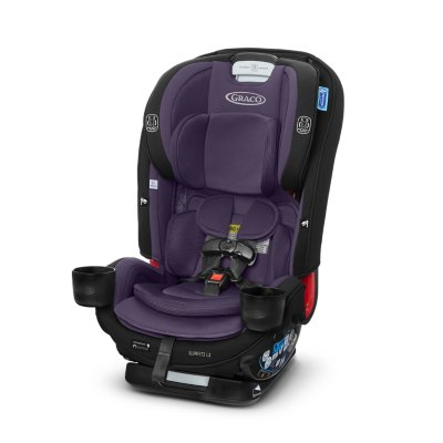 SlimFit3™ LX 3-in-1 Car Seat