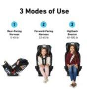 slim fit 3 L X 3 in 1 car seat image number 2