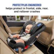 slim fit 3 L X 3 in 1 car seat image number 3
