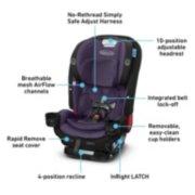 slim fit 3 L X 3 in 1 car seat image number 5