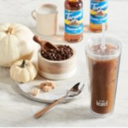 Mr. Coffee® Iced™ Coffee Tumbler, 22 Oz. with Lid and Straw image number 4