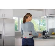 Premium GoHeat™ USB Powered Heating Pad, with Bonus Wall Adapter and Storage Bag, Gray image number 9