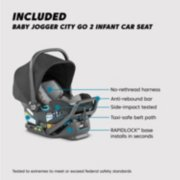 city select® 2 travel system image number 2