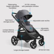 city select® 2 travel system image number 5