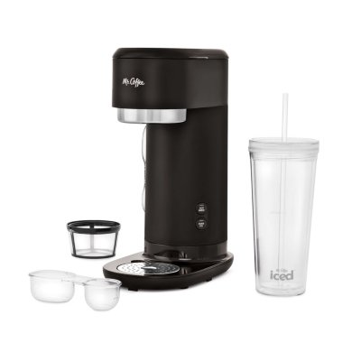 Mr. Coffee® Single-Serve Iced™ and Hot Coffee Maker
