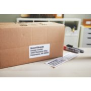 package with shipping address label image number 3